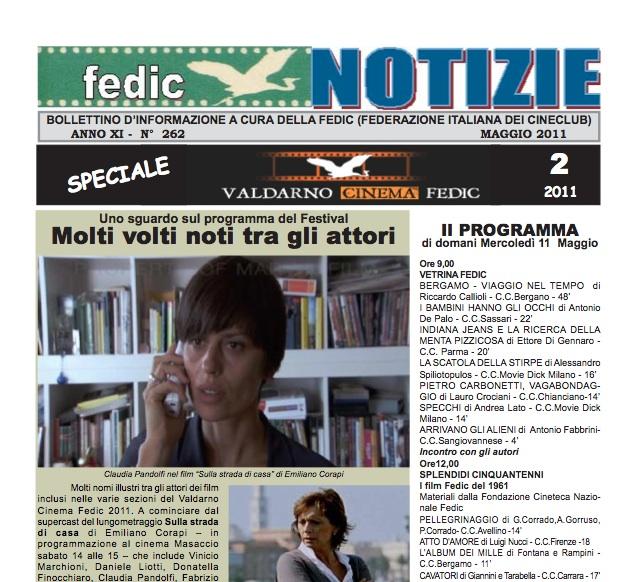 News dal Festival