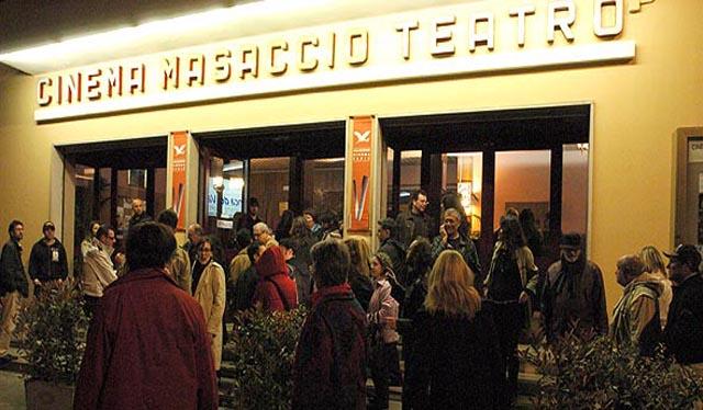 Il Cinema Masaccio di San Giovanni Valdarno, la sede del Festival