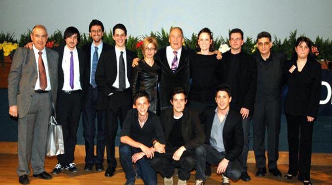 Il Comitato Organizzativo e lo Staff Tecnico