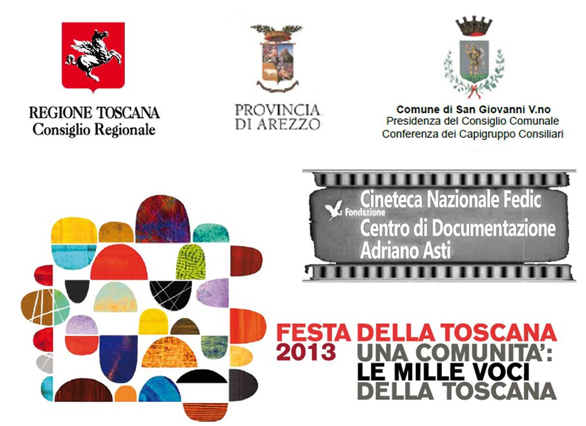 """Rassegna film """"La Toscana e il cinema"""" – Festa della Toscana"""