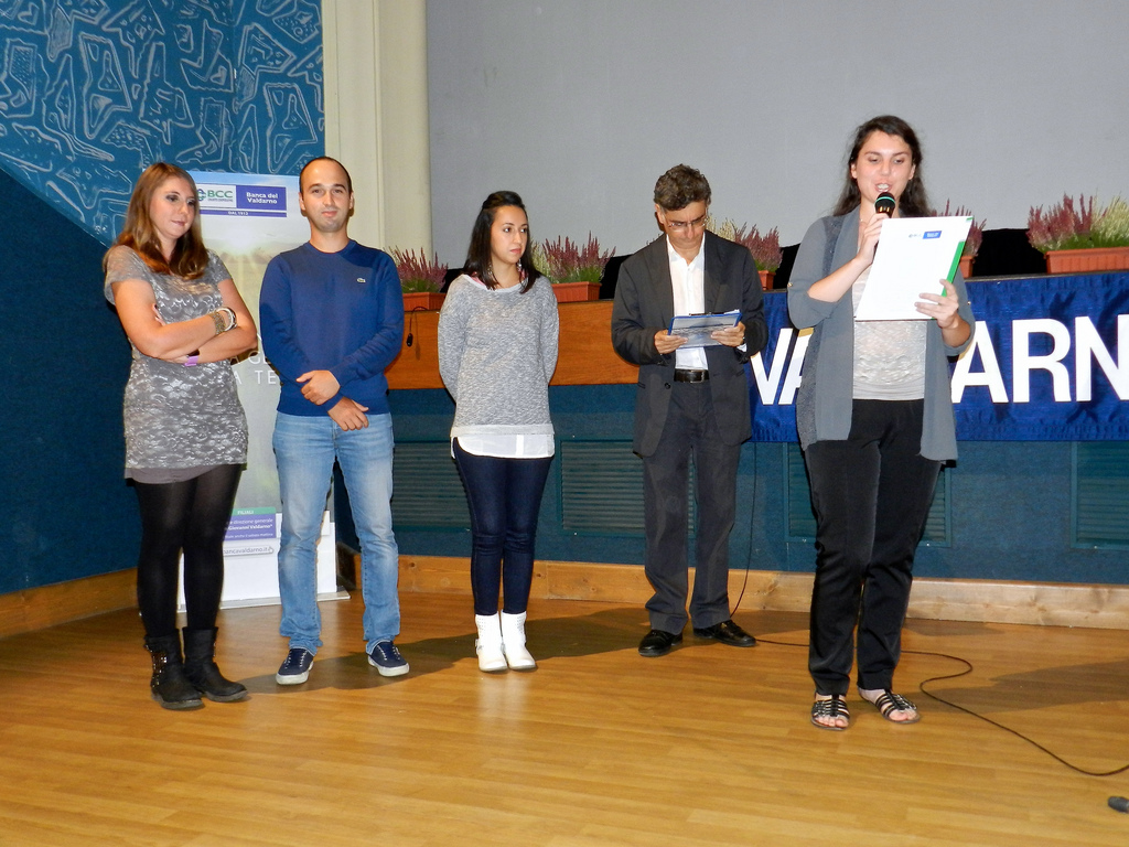 Giuria Giovani – Candidatura 2015