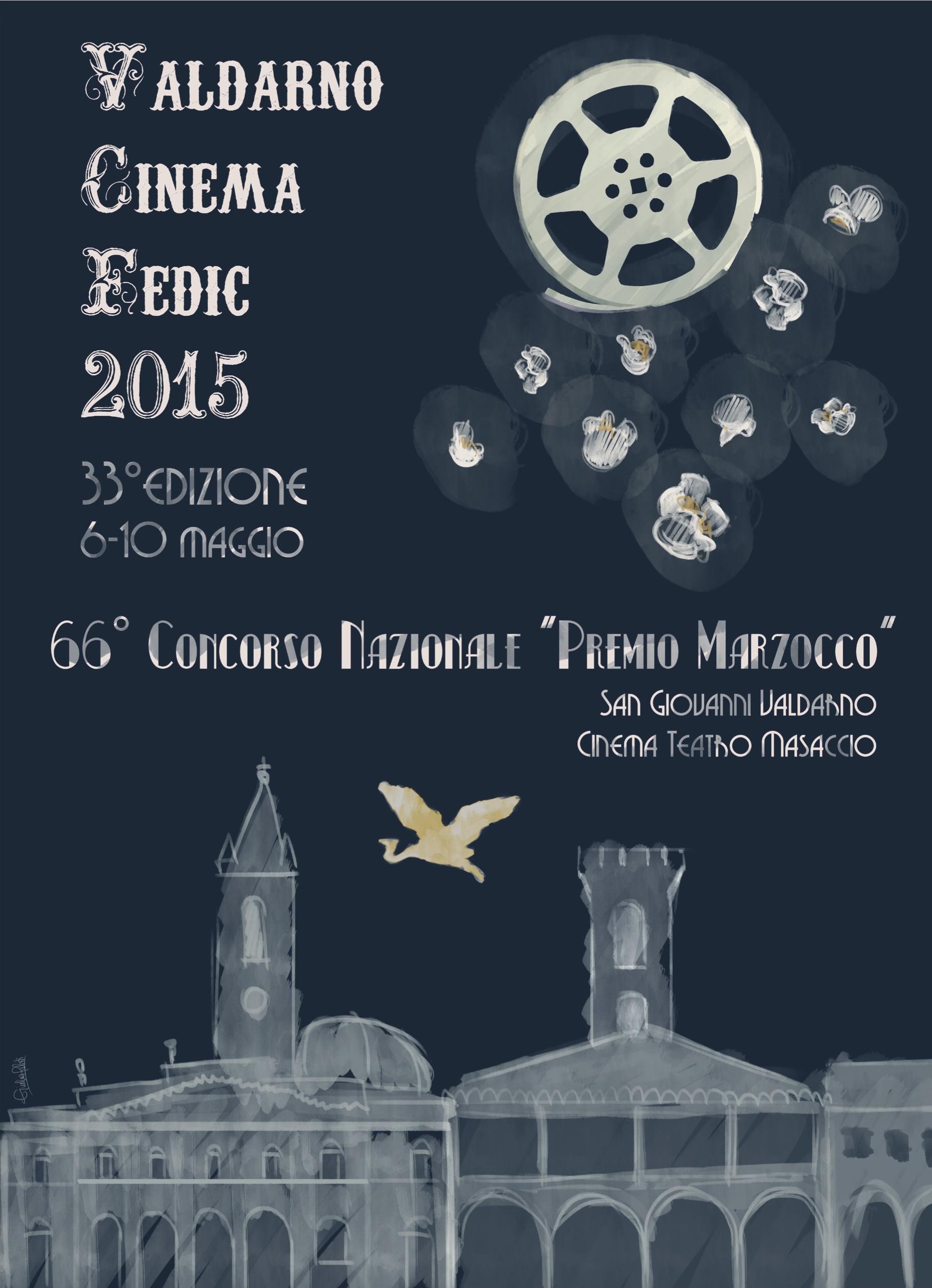 Tutto pronto per la XXXIII Edizione del Valdarno Cinema Fedic