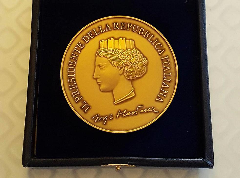 Il festival premiato dal Presidente della Repubblica