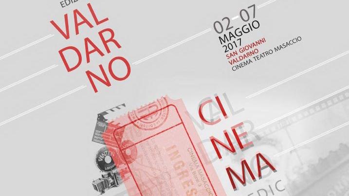 Manifesto Valdarno Cinema Fedic 2017