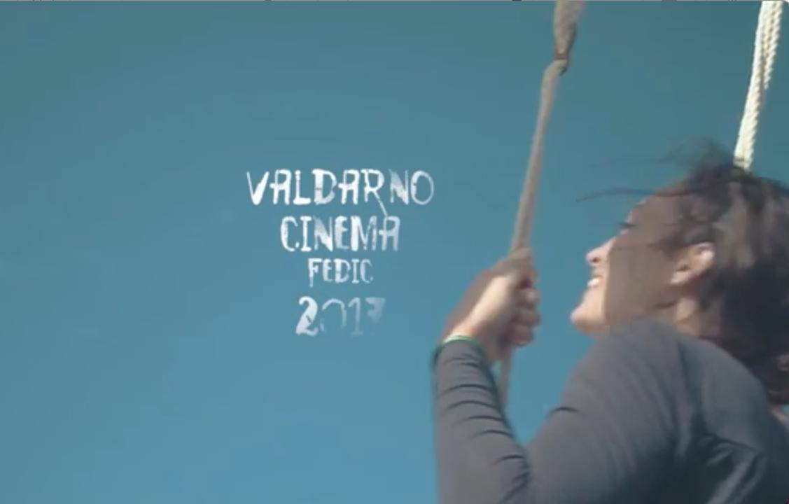 La sigla del Valdarno Cinema Fedic 2017