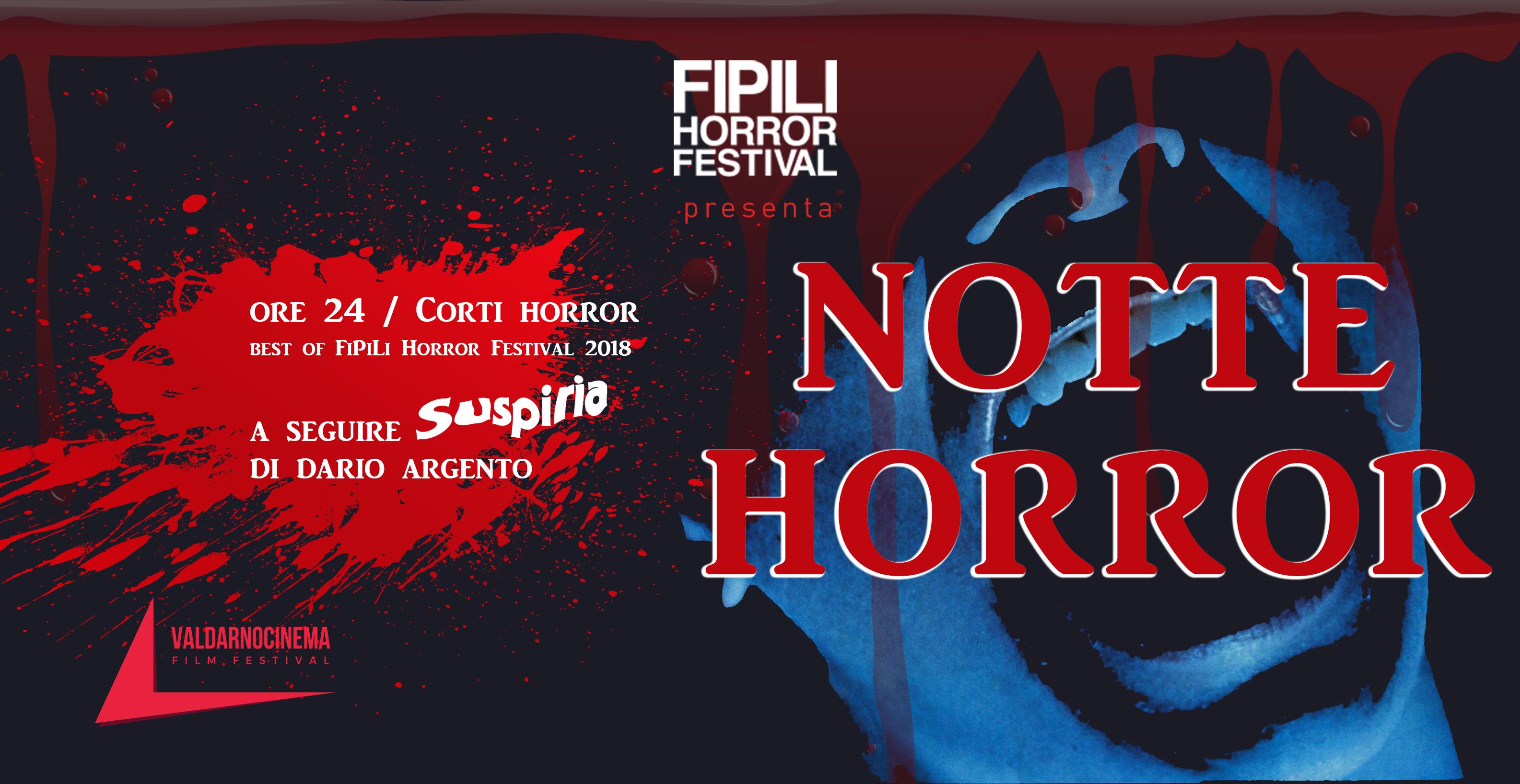 Notte Horror a cura di FiPiLi Horror Festival