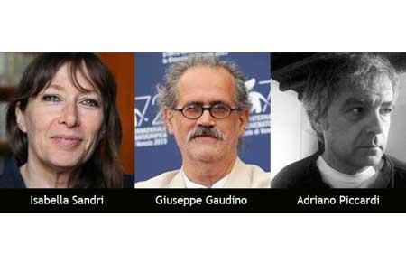 Giuria ValdarnoCinema Film festival 2020 |  38a edizione